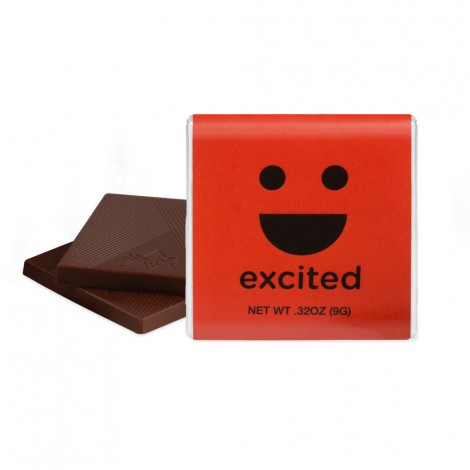 """EXCITED - Toffee Crunch (1.75"""")"""