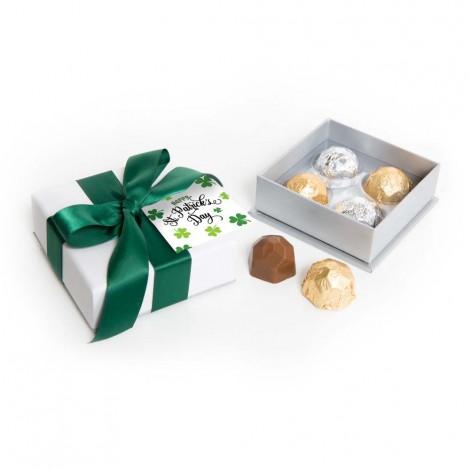 4pc Sterling Deco Truffle Box