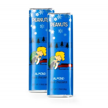 Peanuts by Astor 1.75oz Bar - (Dark Almond)