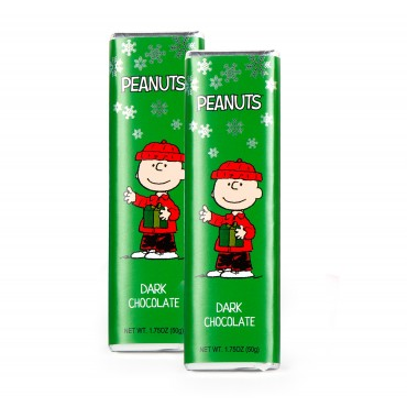 Peanuts by Astor 1.75oz Bar - (Dark Chocolate)