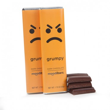 GRUMPY - Dark Chocolate (1.75oz)