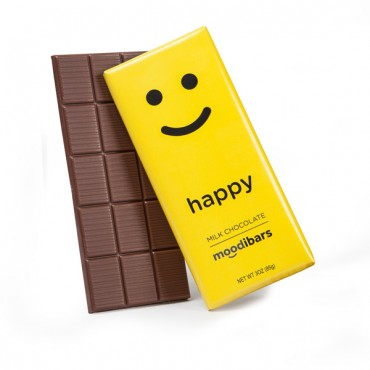 HAPPY - Milk Chocolate (3oz)