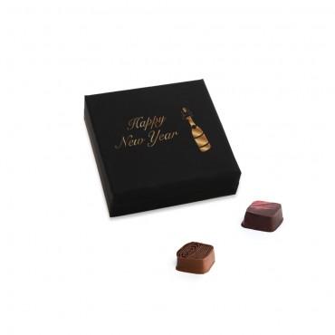 NYE 4pc Truffle Box
