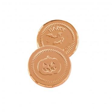 Happy Halloween Chocolate Coins