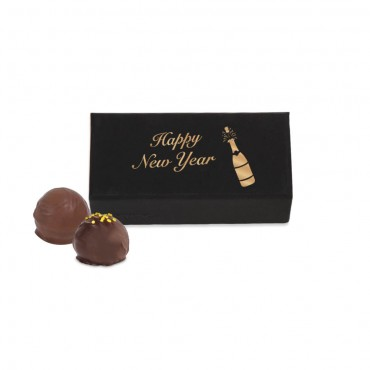 NYE 2pc Truffle Box