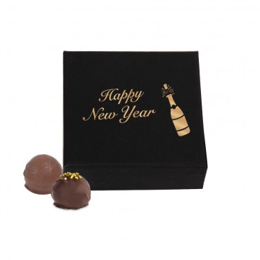 NYE 4pc Truffle Box