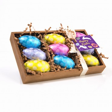 Chocolate Easter Crate