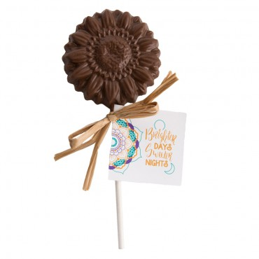 Sunflower Lollipop