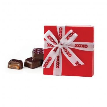 Valentines 4pc Truffle Box