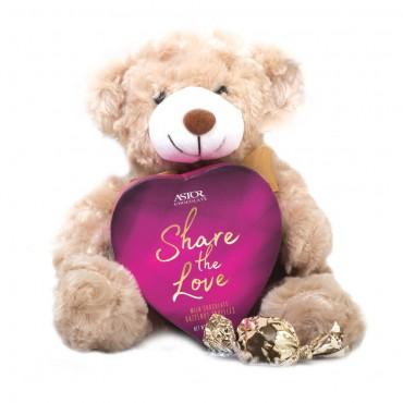 Loveable Bear with Truffle Box