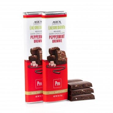 *SEASONAL* Peppermint Brownie (2oz)