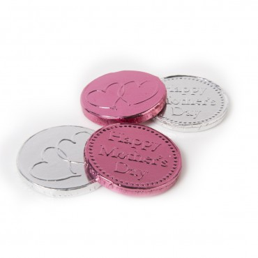 Mother's Day - Chocolate Coins