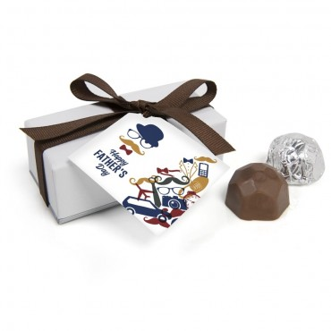 2pc Sterling Deco Truffle Box