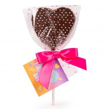 Valentines Heart Lollipop