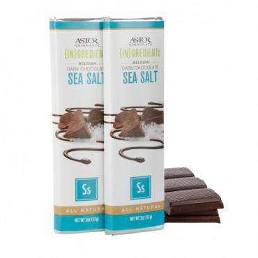 Sea Salt Dark Chocolate (2oz)