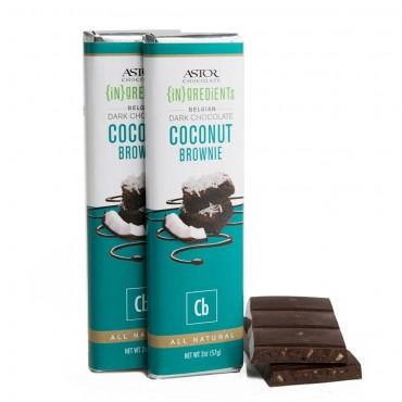 *SEASONAL* Coconut Brownie (2oz)