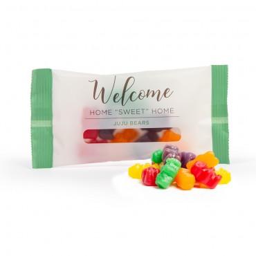 Welcome 1.25oz Juju Bear Snack Bag