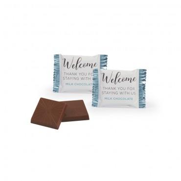 Welcome Milk Chocolate Petite Thins