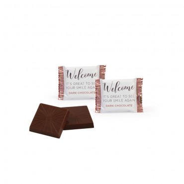 Welcome Dark Chocolate Petite Thins