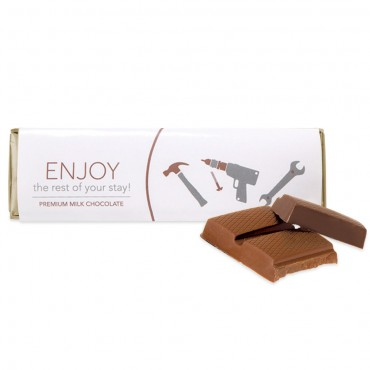 Engineering Milk Chocolate Bar