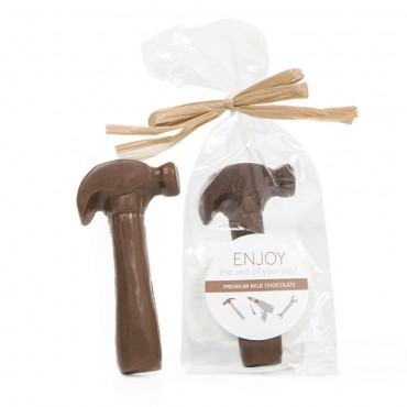 Milk Chocolate Hammer Cello Bag