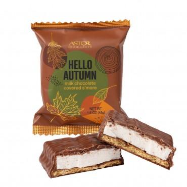 Fall Chocolate Smores