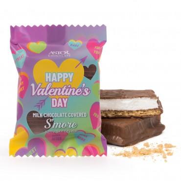 Valentines Chocolate S'mores