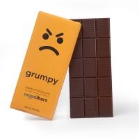GRUMPY - Dark Chocolate (3oz)