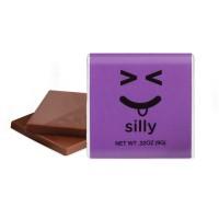 "SILLY - Almond Milk Chocolate (1.75"")"