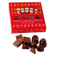 Christmas Peanuts Truffle Box
